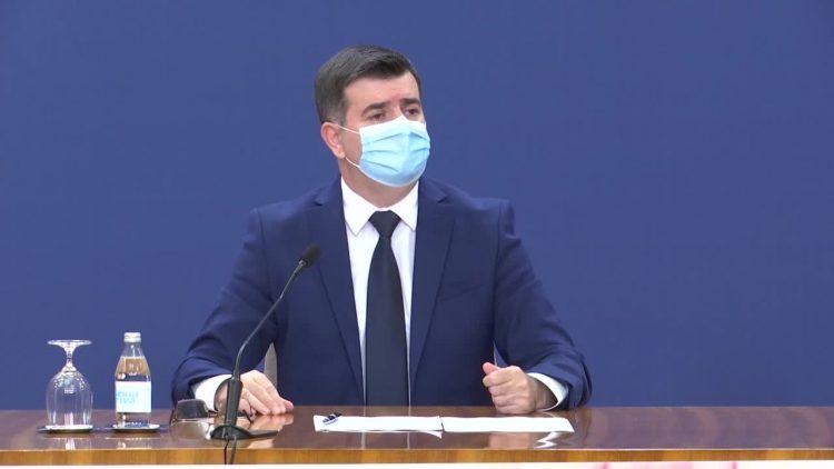 Đerlek: U januaru očekujemo dolazak i kineske vakcine