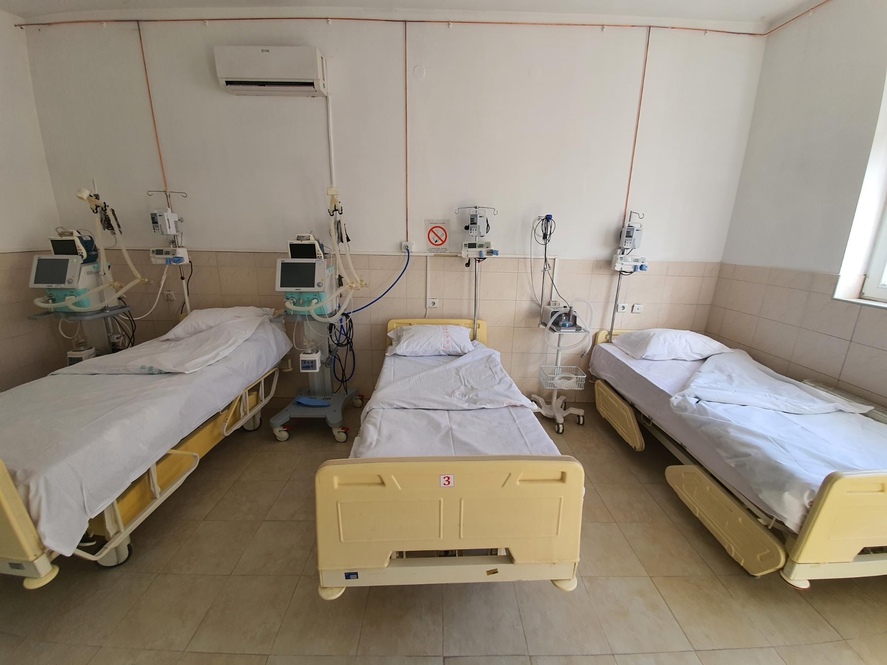 Mavrić: U bolnici uglavnom mladi ljudi (video)