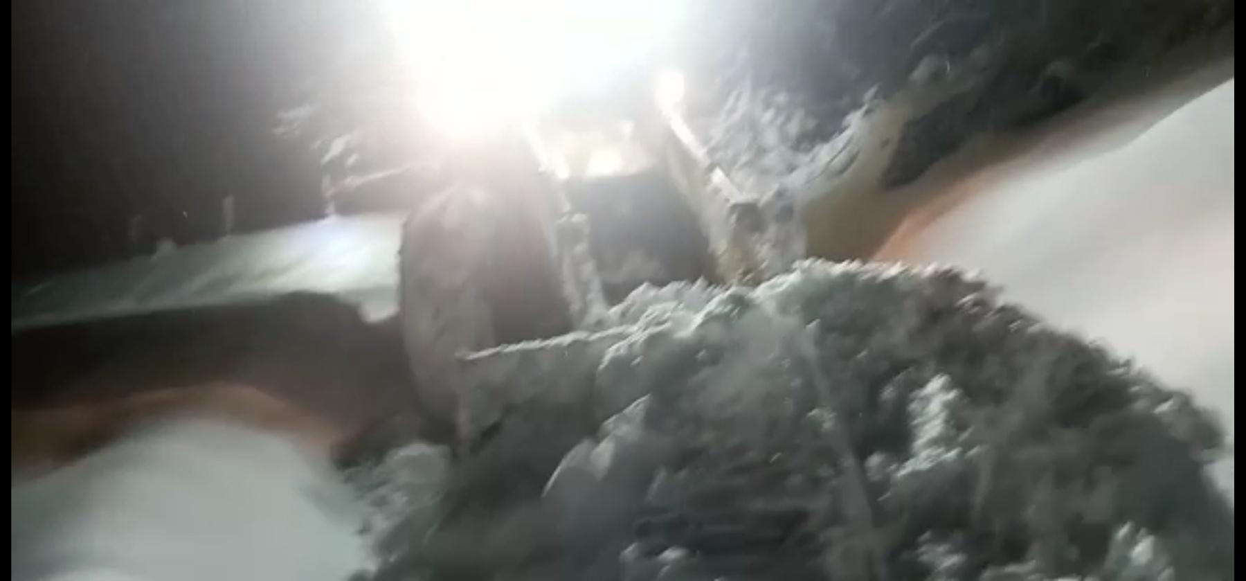 Selo Bare kod Sjenice neprohodno (video)