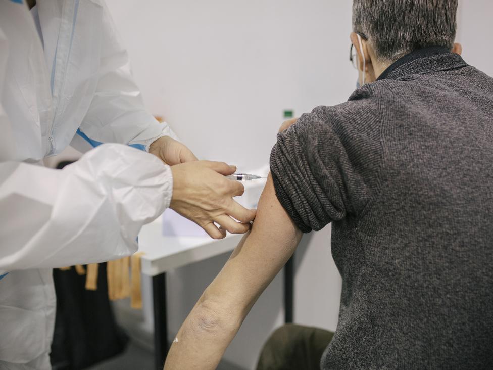 U Raški vakcinisano više od 30 odsto građana