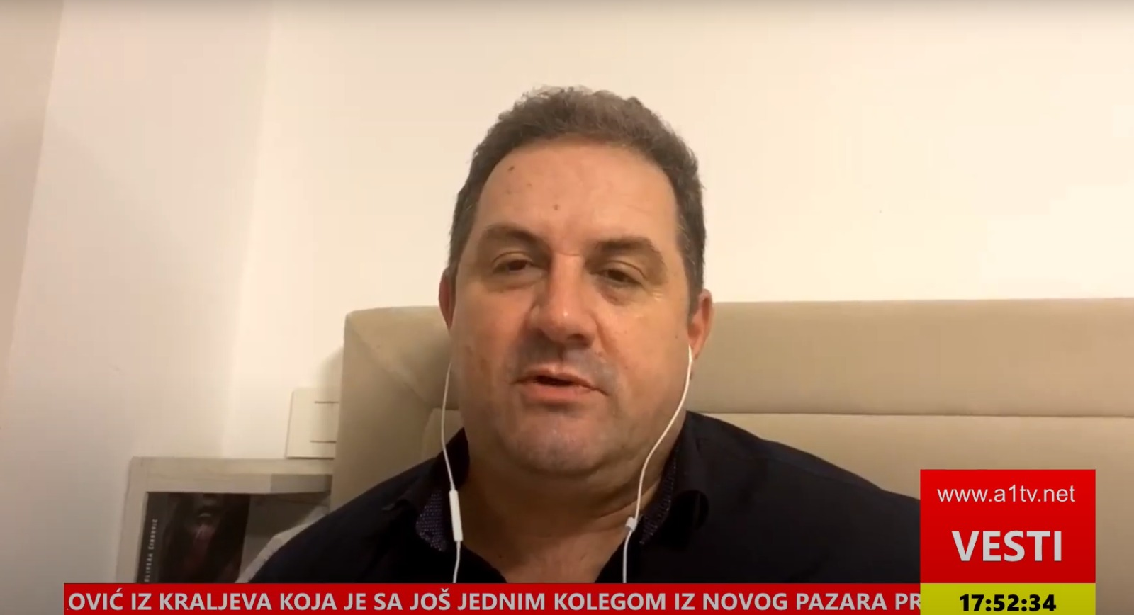 Hamidović: Nedovoljan odziv za vakcinaciju u Sjenici (video)