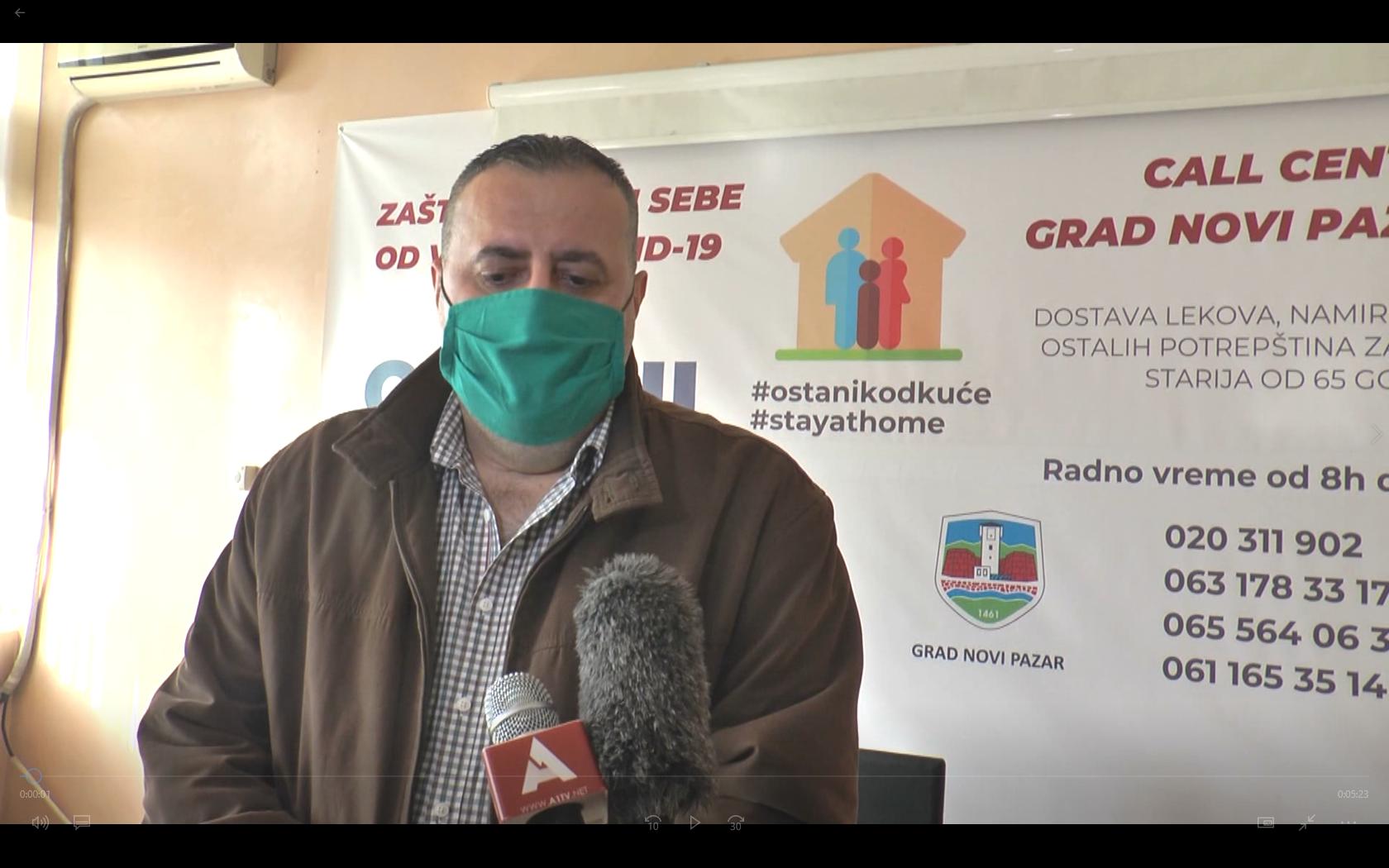 Kurpejović: Optužbe iznete na moj račun su netačne