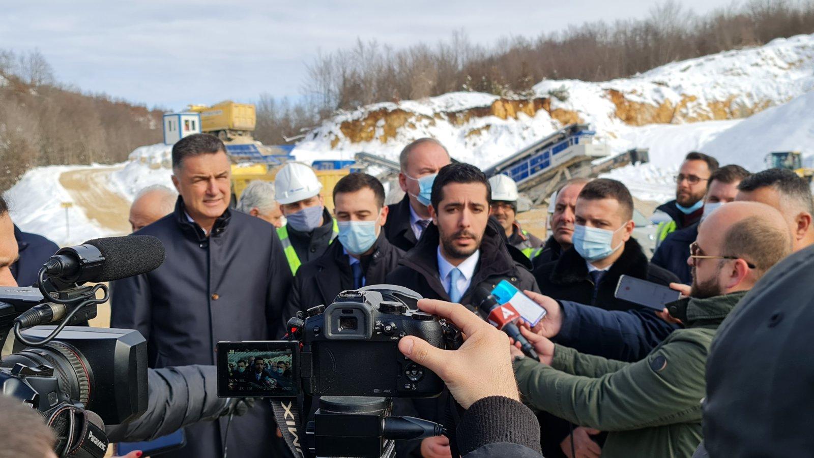Momirović: Zaobilaznice oko Novog Pazara biće završena za godinu i po dana (video)
