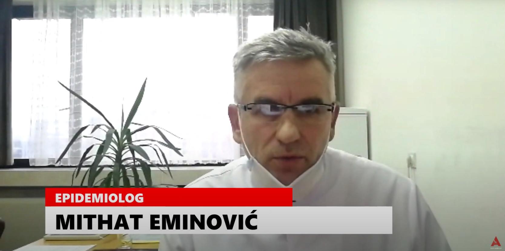 Eminović: Počela revakcinacija u Tutinu (video)
