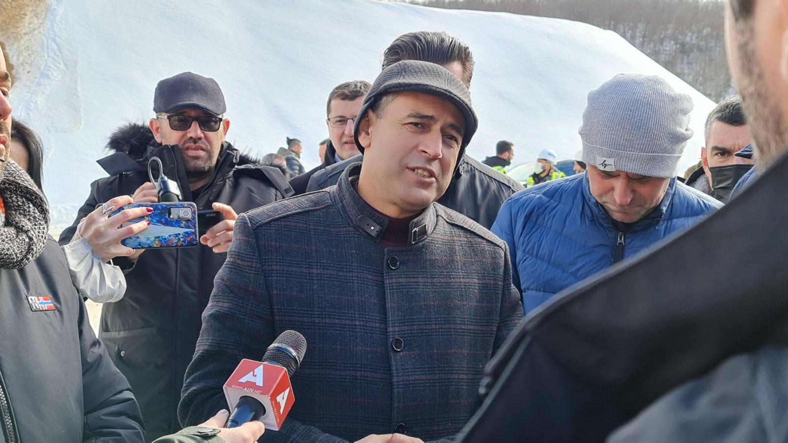 Predstavnici opštine Tutin tražili od ministra puteve (video)
