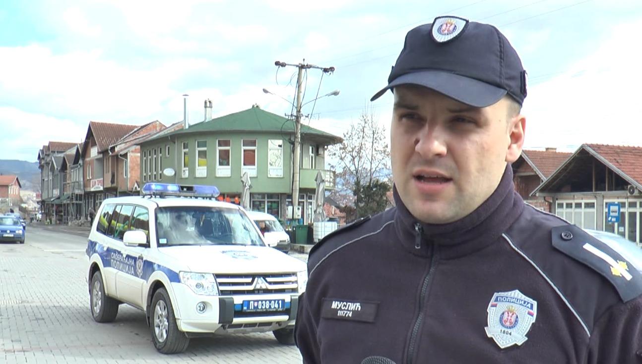 Preko 1200 kazni u Novom Pazaru zbog prekoračenja brzine veće od 80km/h (video)