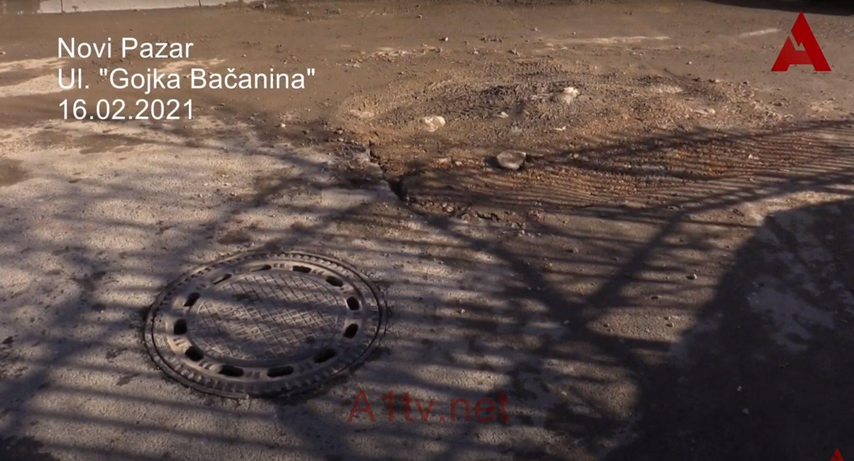 Šahta sanirana nakon emitovanja priloga na A1 (video)