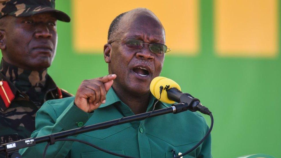 "Korona virus i Afrika: Predsednik Tanzanije Džon Magufuli je ""zdrav i vredno radi"", kaže premijer"