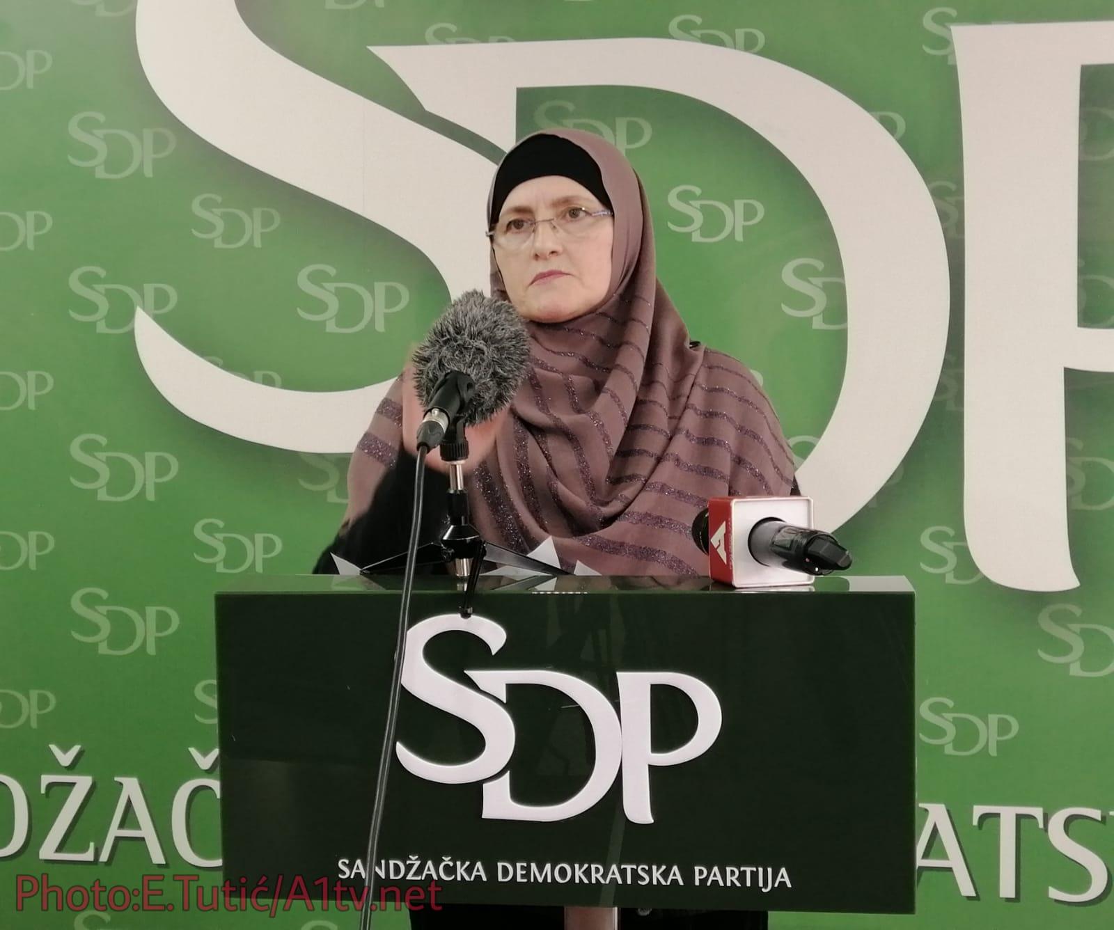 SDP: SPP prvo da detaljno prouči odgovore koje su dobili