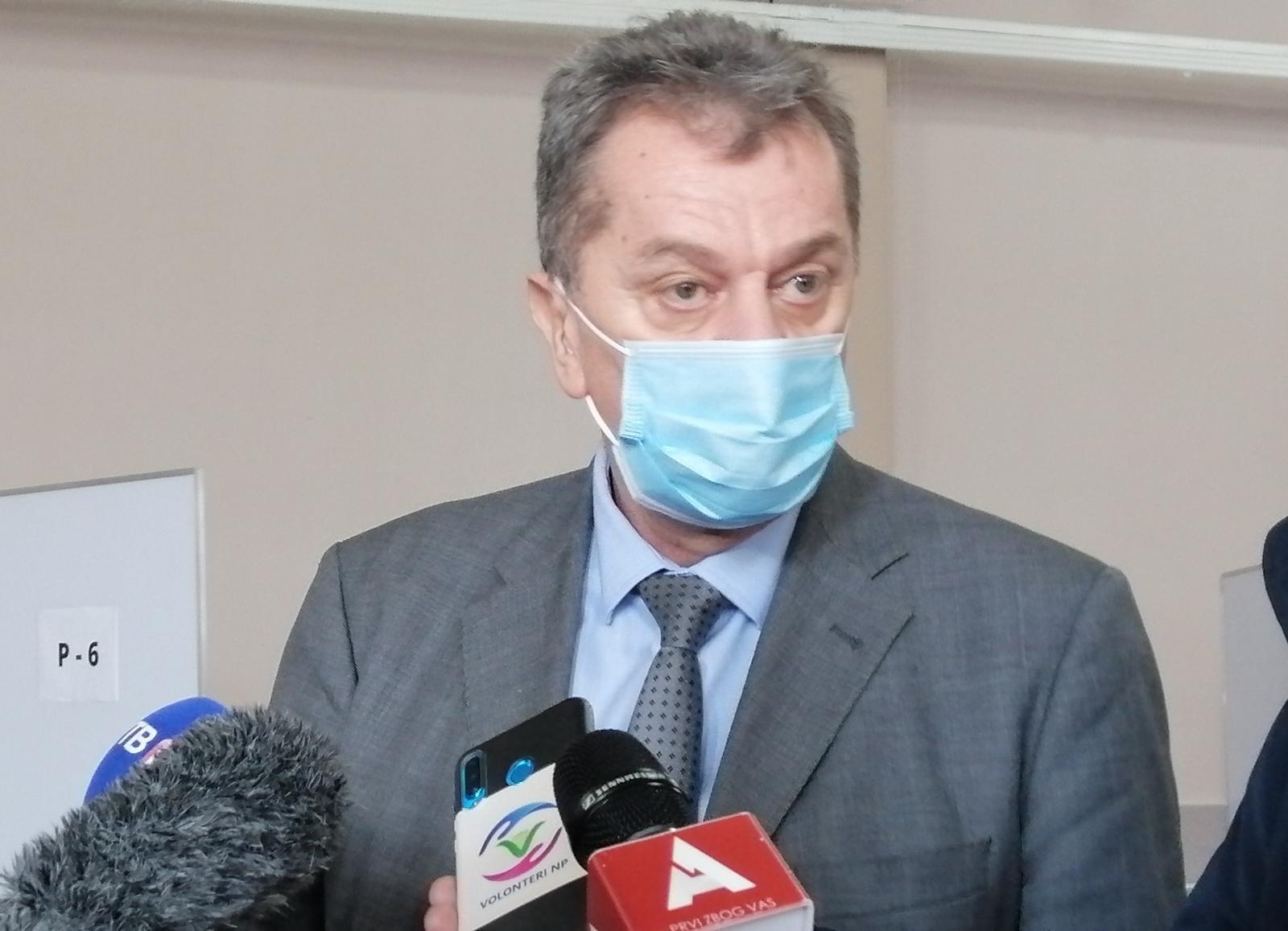 Simović: Lokalna samouprava dobro je organizovana u Novom Pazaru