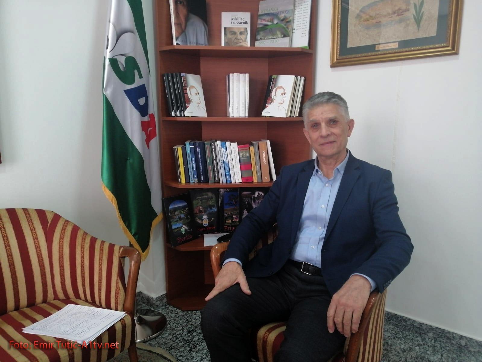 Predsednik SDA Sandžaka Sulejman Ugljanin uputio bajramsku čestitku