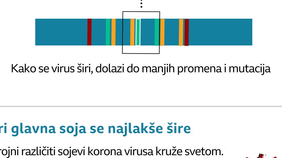 Novi sojevi virusa