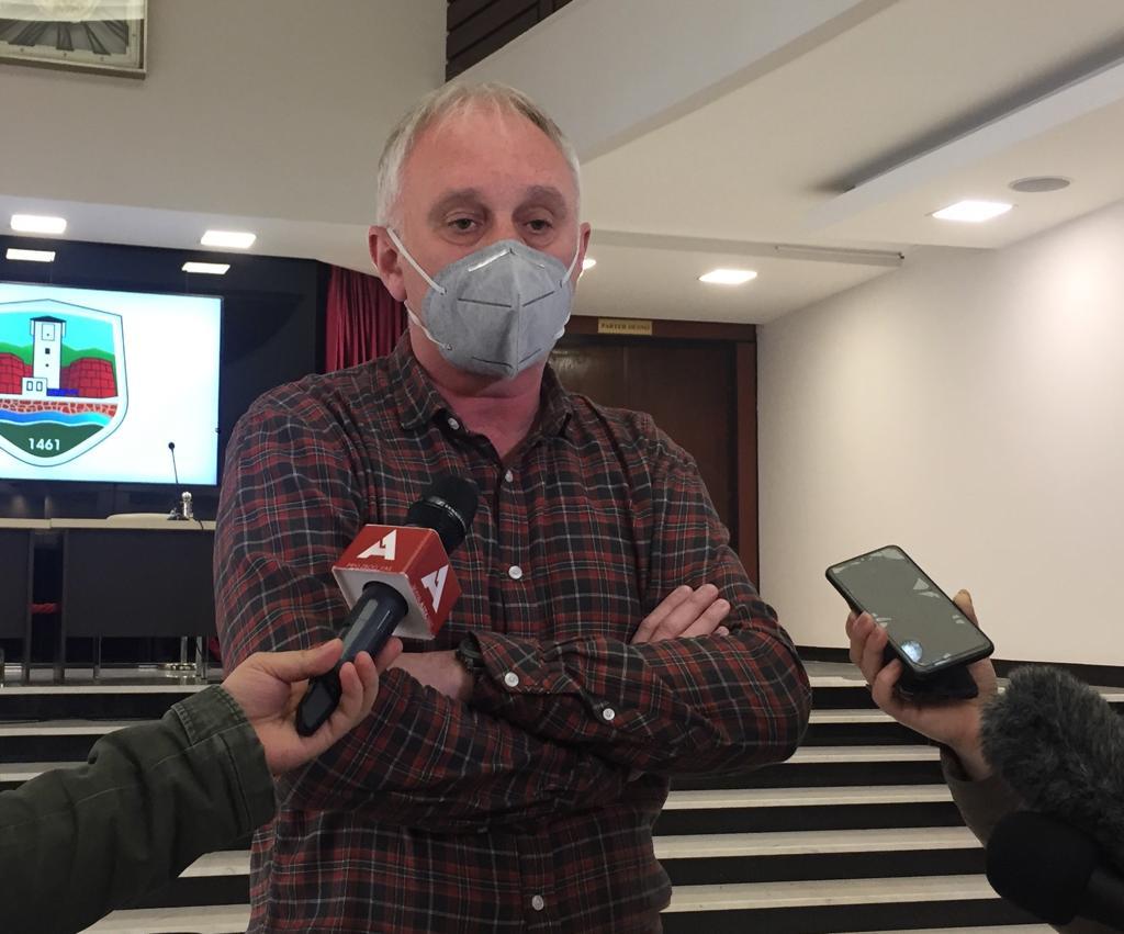 Štab u Novom Pazaru odložio zahtev UUS-a za produženo radno vreme (video)