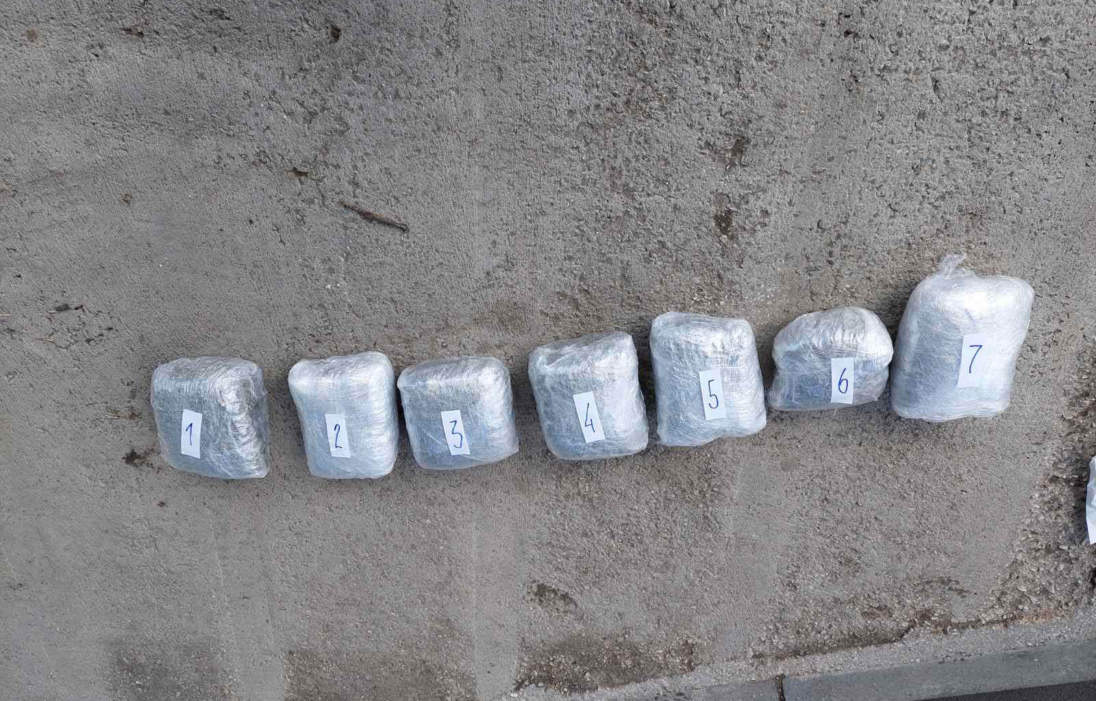Novopazarac uhvaćen sa 7.5kg droge (video)