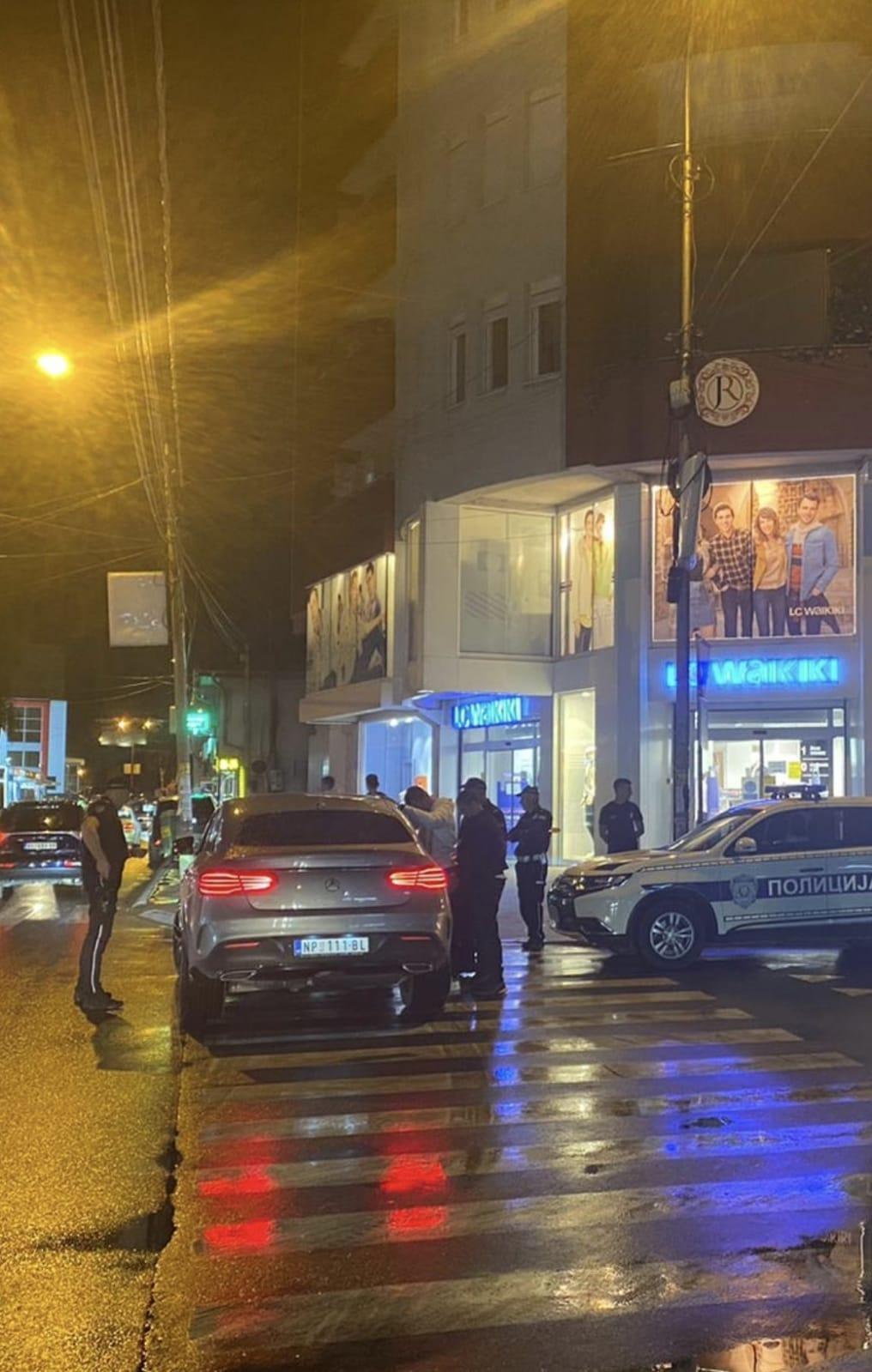 Veliko prisustvo policije na ulicama Novog Pazara