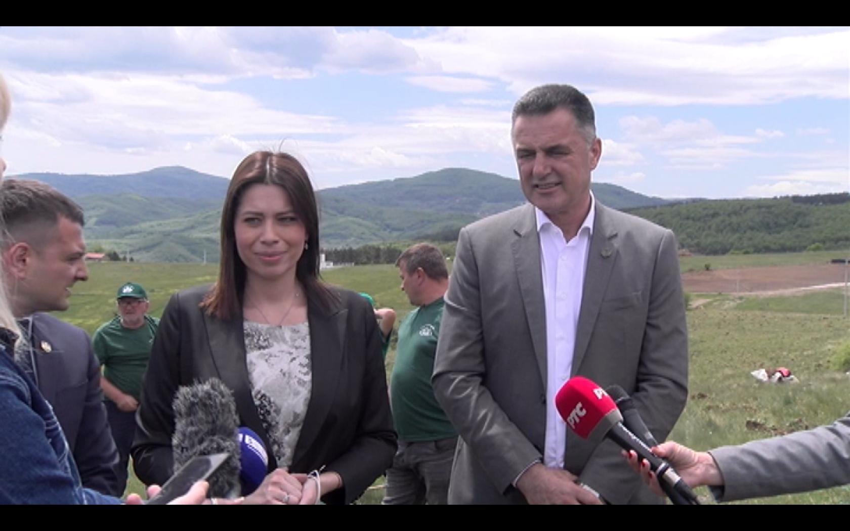 Ministarka Vujović najavila zatvaranje deponije Golo brdo (video)