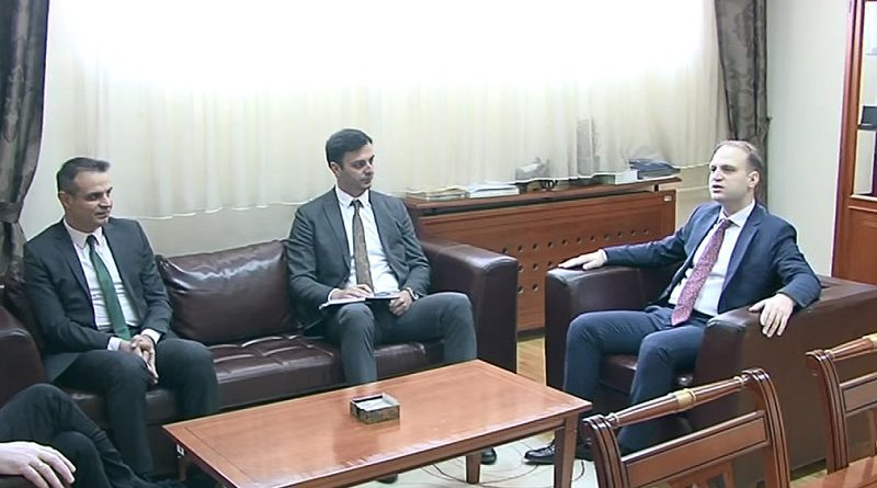 Turski konzul posetio DUNP