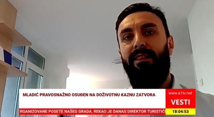 Imamović: Presuda Ratku Mladiću predstavlja zadovoljenje pravde (video)