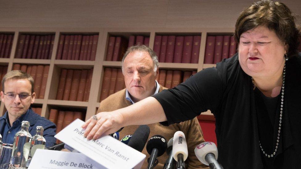 Već više od godinu dana Mark Fan Ranst javno je lice belgijskog naučnog tima za borbu protiv korona virusa