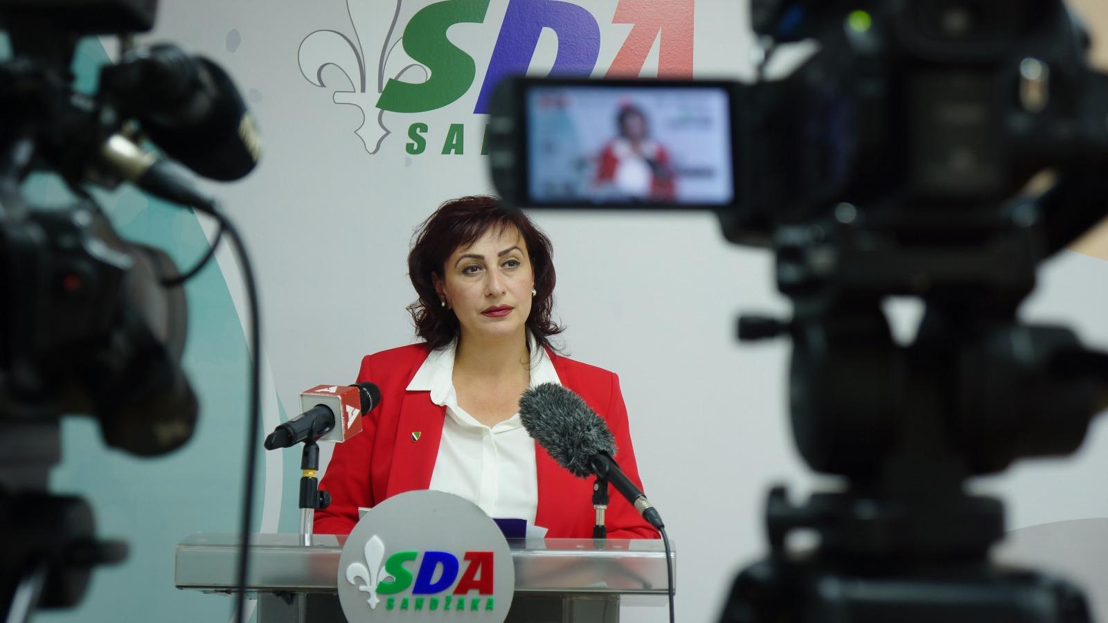 SDA: Pokrenuti inicijativu za način praznovanja bošnjačkih nacionalnih praznika (video)