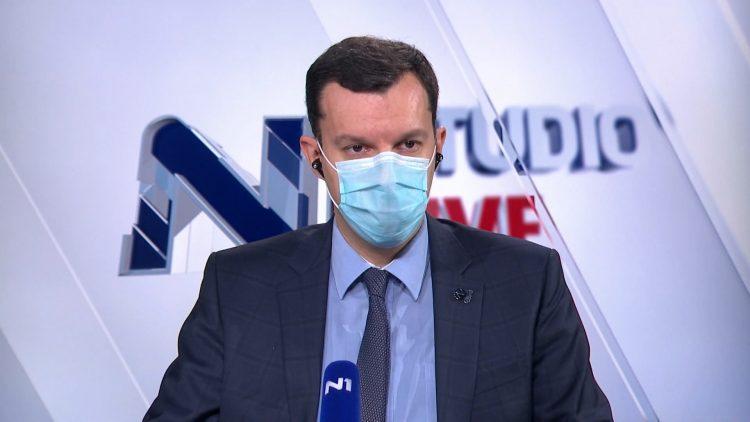 Zelić: Batut treba da uredi način imunizacije dece