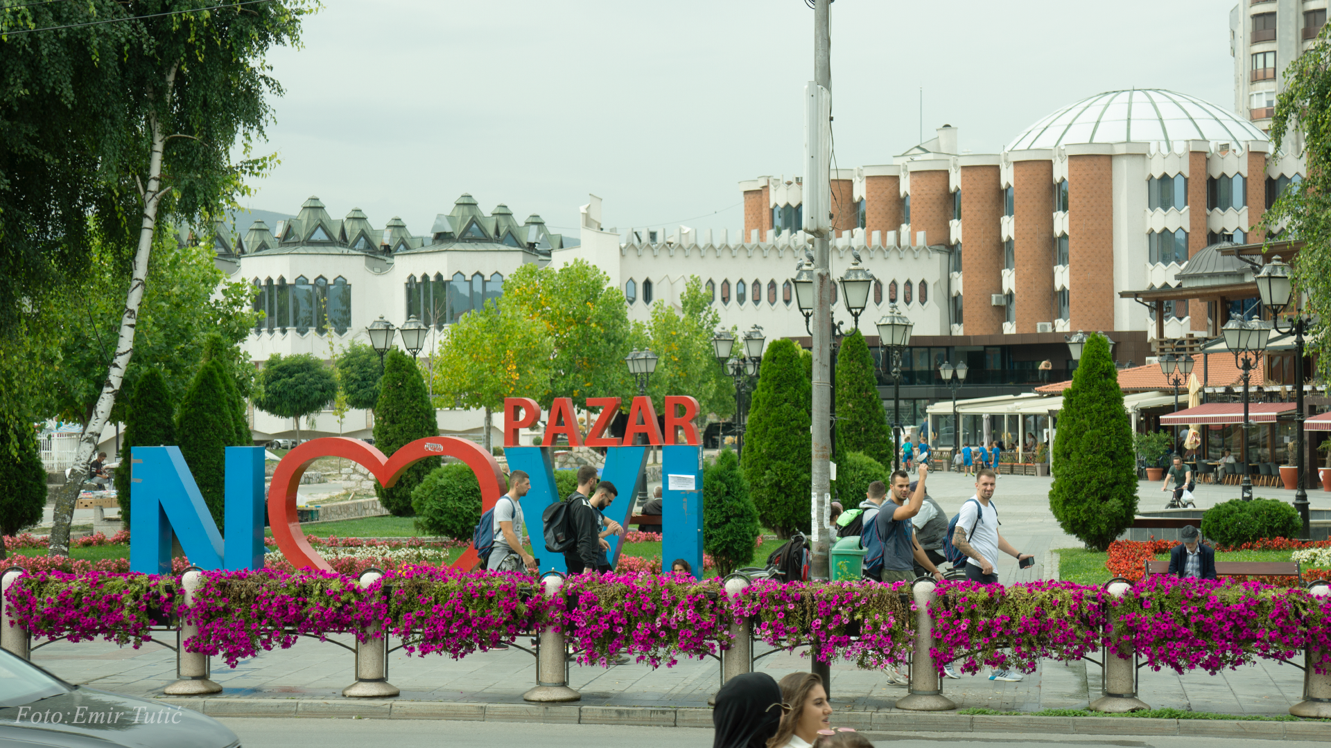 Kako su Novopazarci proveli veče bez društvenih mreža? (Video)