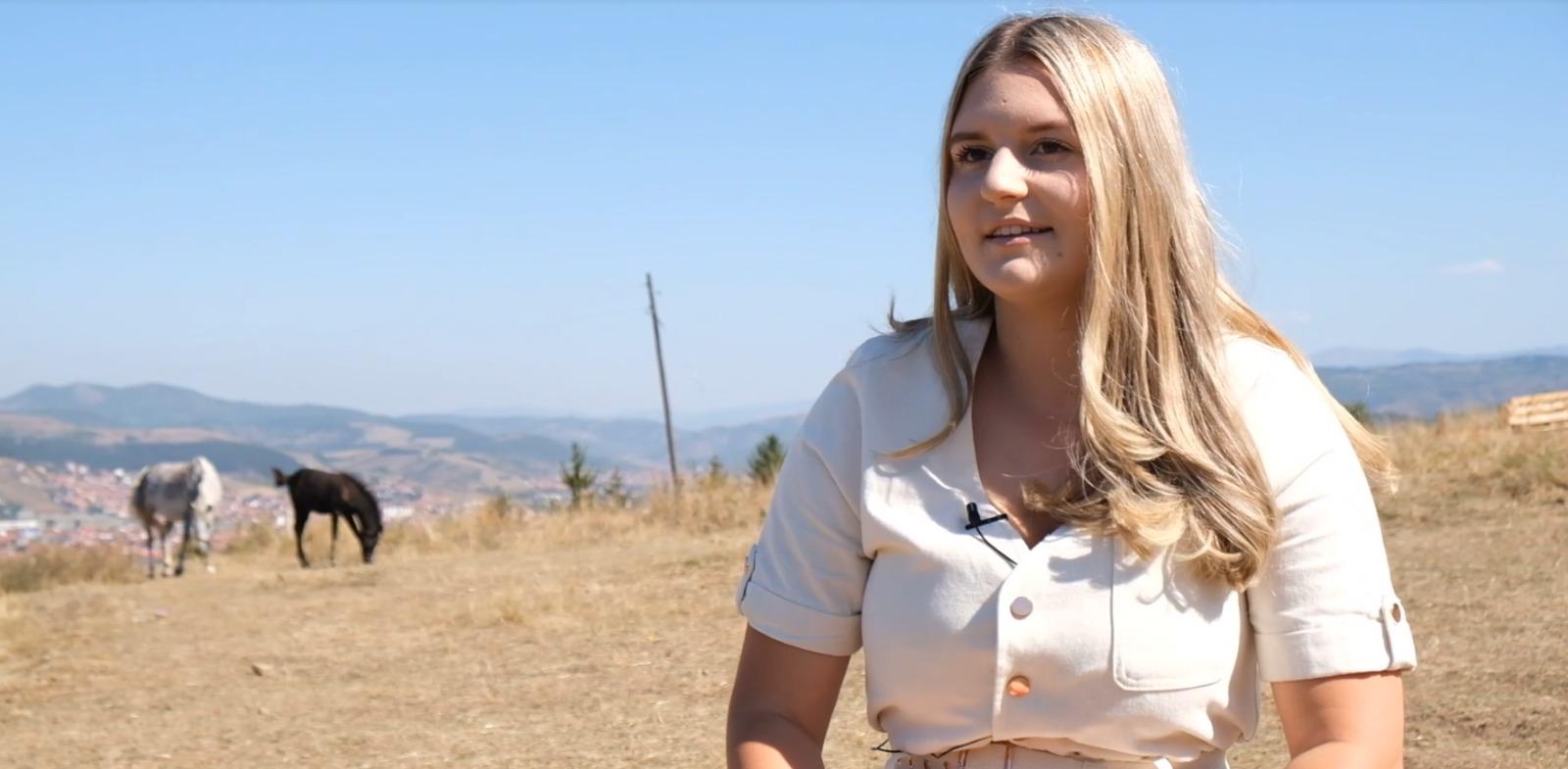 Šesnaestogodišnjakinja u Novom Pazaru  pokrenula biznis (video)