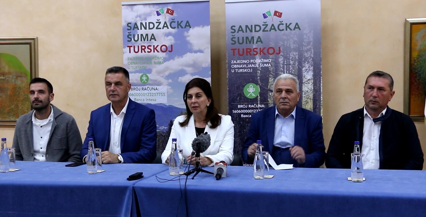 BNV: Akciji prikupljanja pomoći Turskoj priključili su se Novi Pazar i Tutin (video)