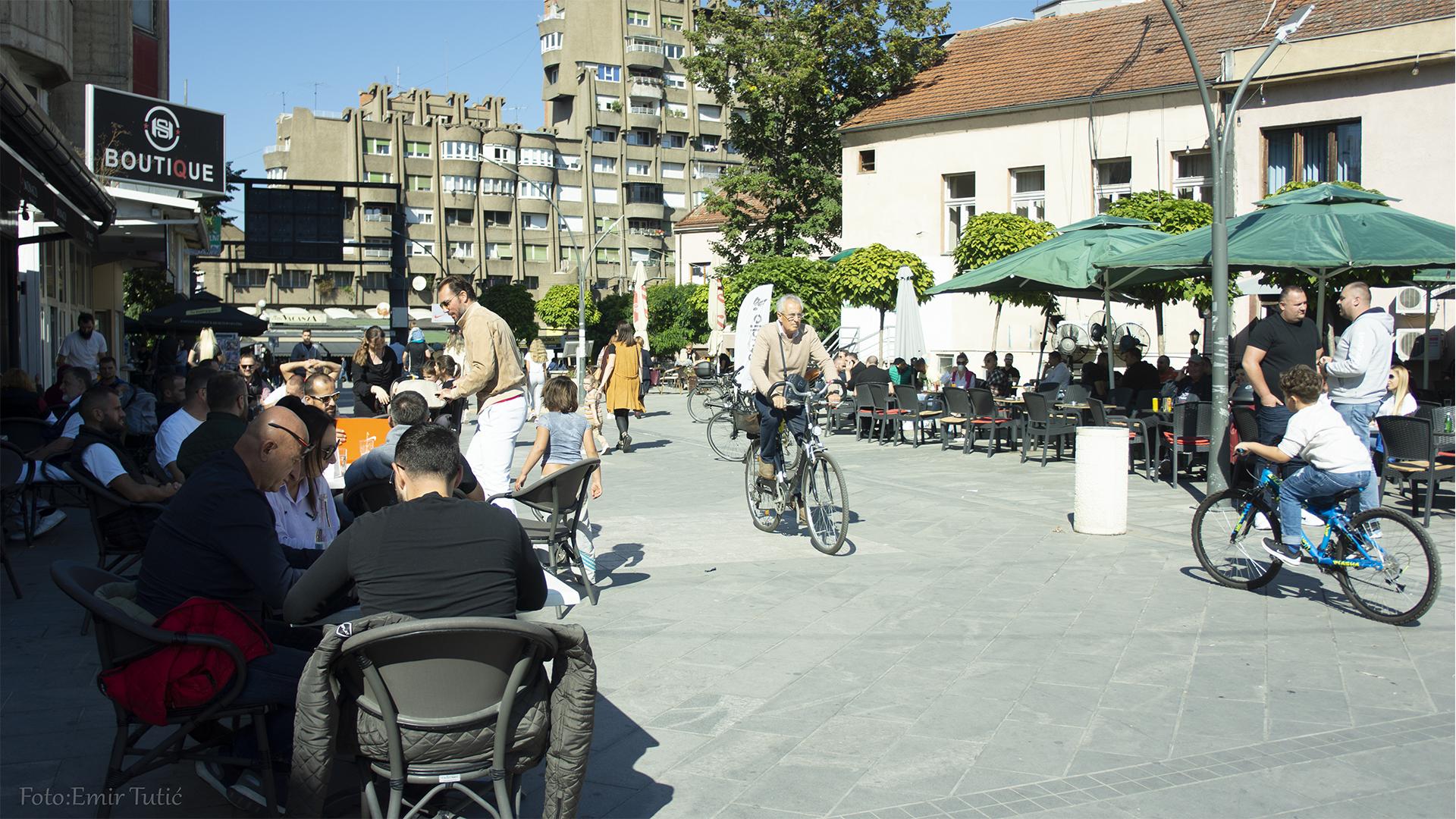 Građani gradjani Novi pazar Grad
